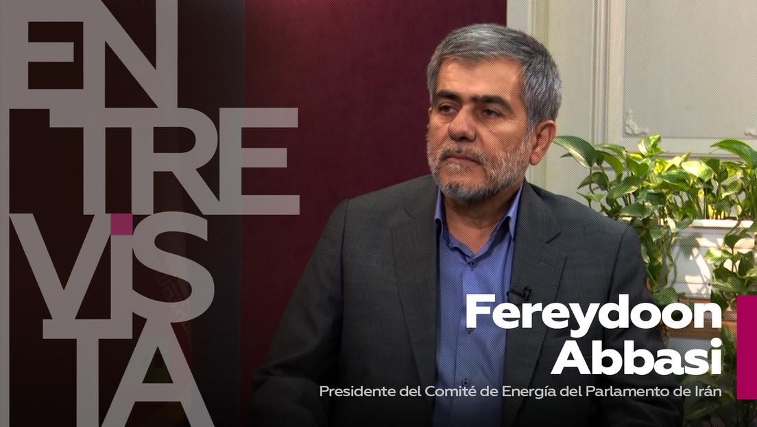 2021-03-23 - Presidente del Comité de Energía del Parlamento iraní: