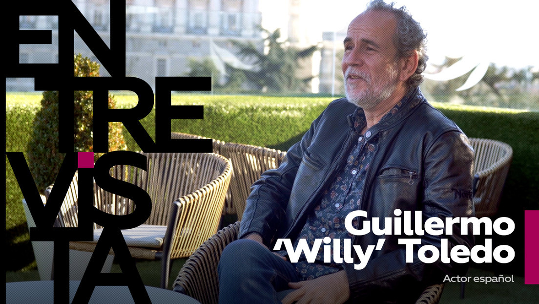 2021-04-05 - Guillermo 'Willy' Toledo:
