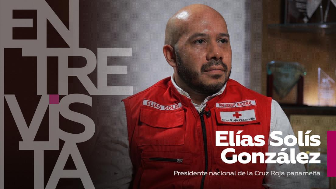 2021-04-19 - Presidente nacional de la Cruz Roja panameña: