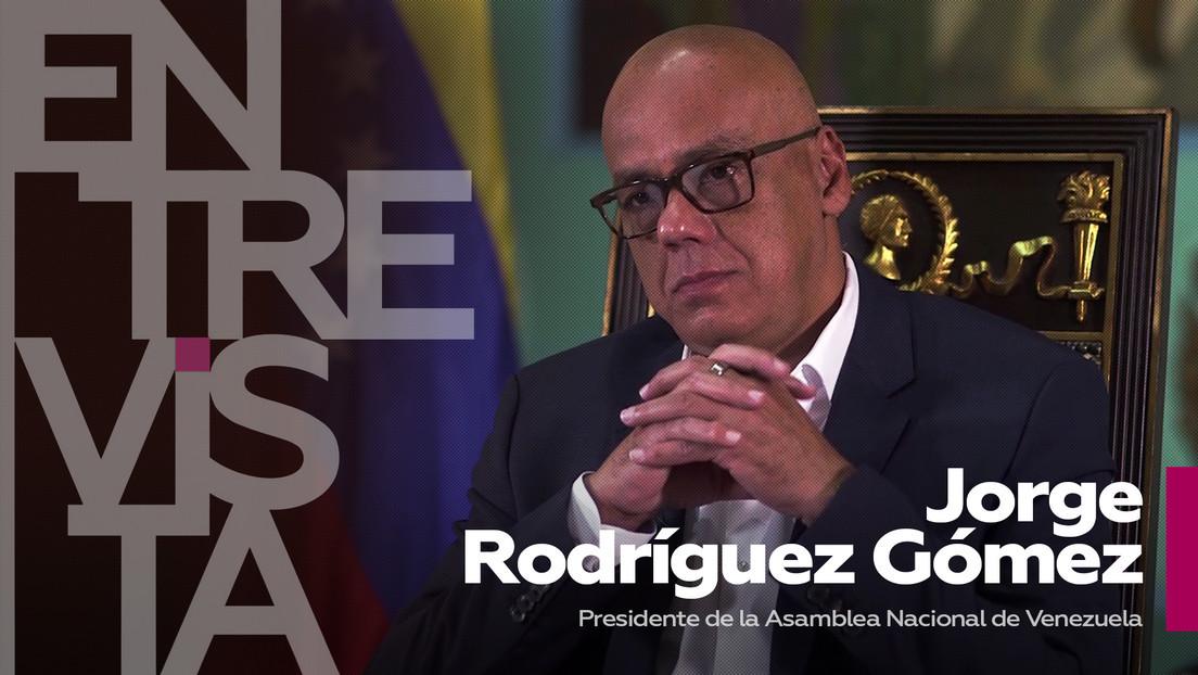 2021-04-29 - Presidente de la Asamblea Nacional de Venezuela: