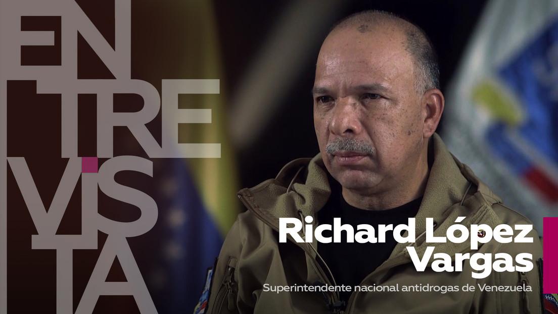 2021-05-25 - ¿Por qué es tan complicada la cooperación antinarcóticos con Colombia? Habla Richard López Vargas, superintendente nacional antidrogas de Venezuela