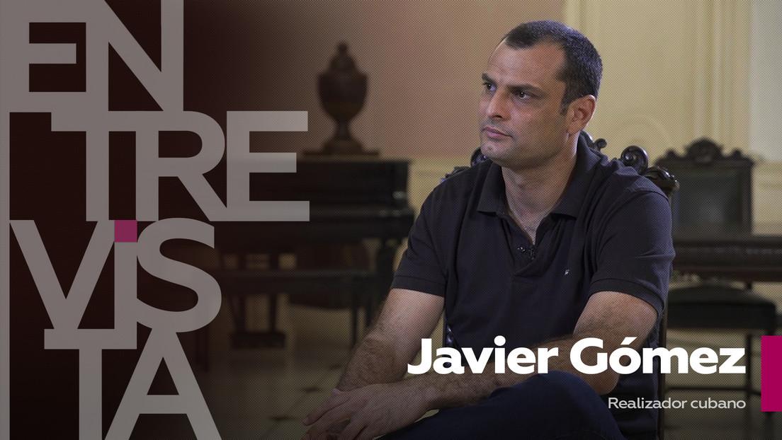 2021-07-19 - Javier Gómez, realizador cubano: