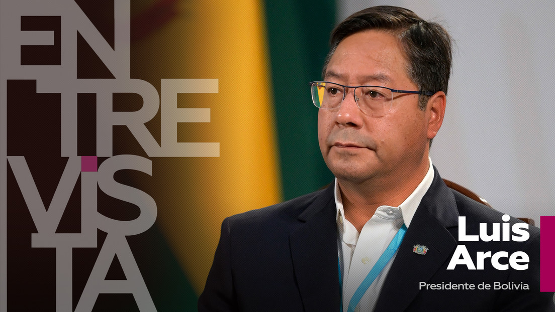 2021-09-27 - Luis Arce a RT: