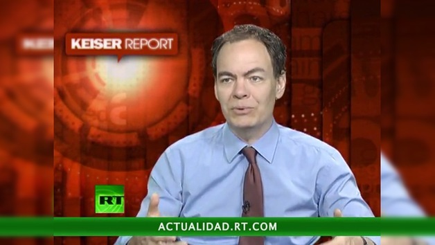 2012-07-17 - Keiser report en español. El fraude del algodón de azúcar (E315)