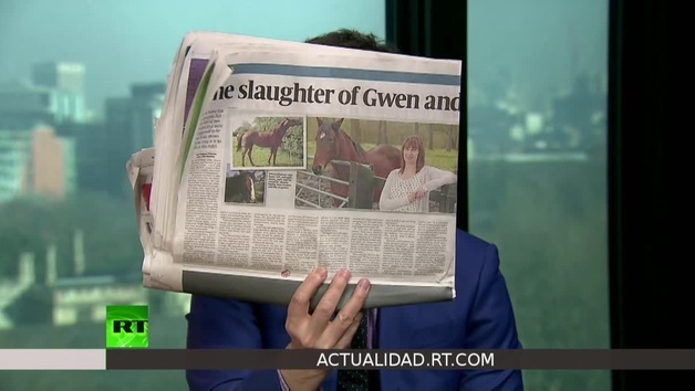 2013-02-21 - Keiser Report en español. El escándalo de la carne de caballo misteriosa (E409)