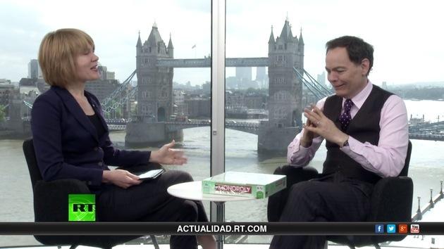 2013-07-30 - Keiser Report en español. Las reglas del Monopoly de la vida real (E477)