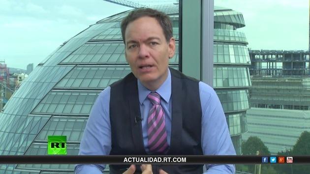2013-10-24 - Keiser Report en español. China llama a la desamericanización mundial (E514)