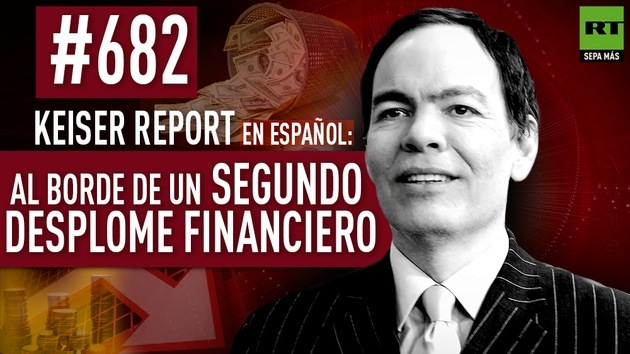 2014-11-20 - Keiser Report en español: Al borde de un segundo desplome financiero (E682)
