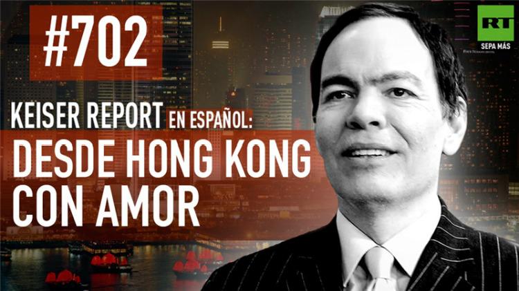 2015-01-06 - Keiser Report en español: Desde Hong Kong con amor (E702)