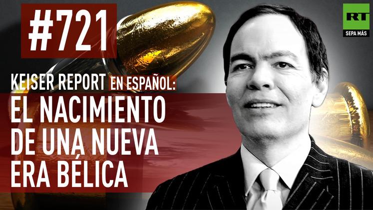 2015-02-19 - Keiser Report en español: El nacimiento de una nueva era bélica (E721)