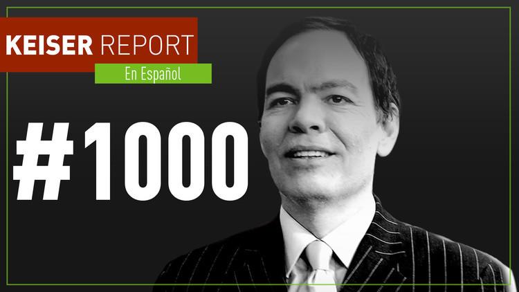 2016-12-01 - La evolución de la política estadounidense con los 1.000 episodios de 'Keiser Report'
