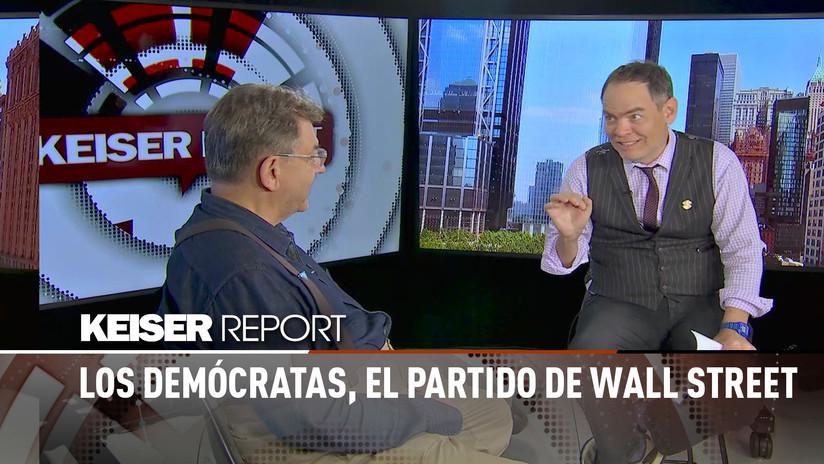 2017-11-07 - Los demócratas, el partido de Wall Street