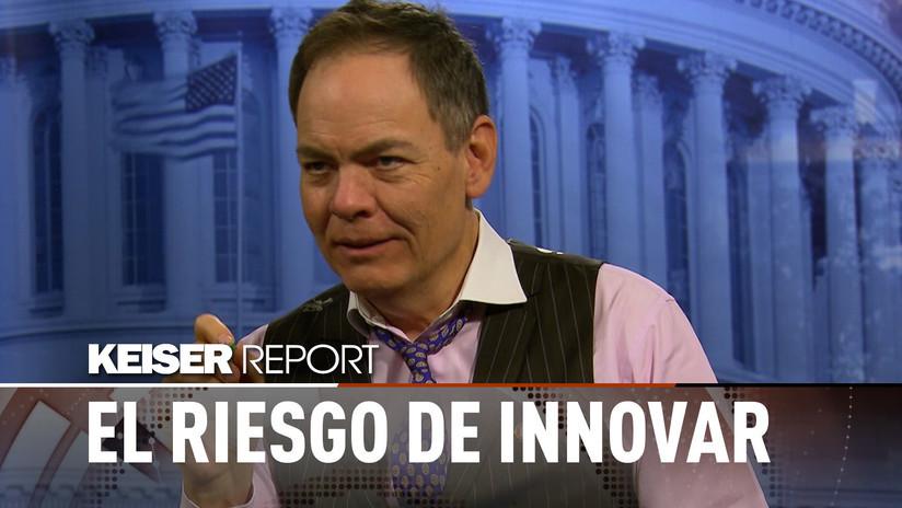 2018-01-18 - El riesgo de innovar