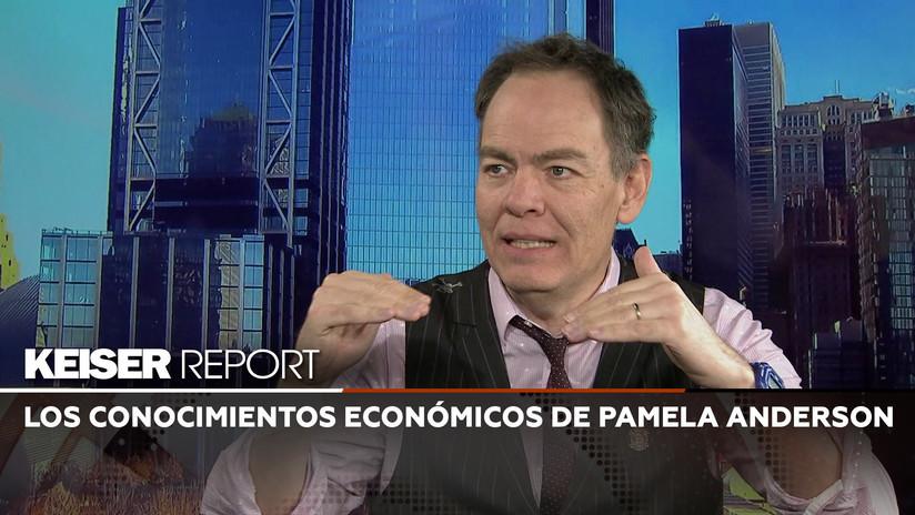 2018-12-06 - Los conocimientos económicos de Pamela Anderson