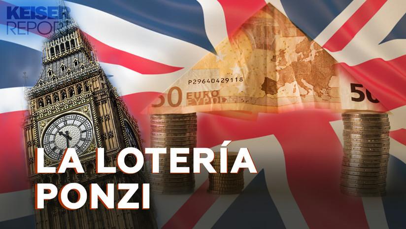 2019-06-25 - La estafa Ponzi alimentada con dinero de los contribuyentes más humildes (Keiser Report 1401)
