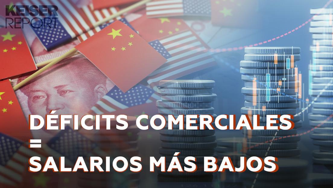2020-02-11 - El déficit comercial de EE.UU. con China es lo que mantiene al dólar como divisa de reserva mundial