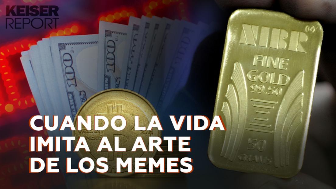 2020-07-30 - El oro, la plata y el bitcóin son los