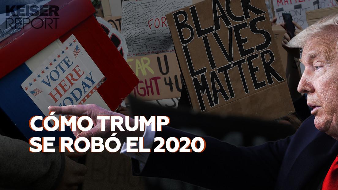 2020-08-15 - 'Cómo Trump se robó el 2020'