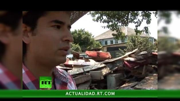 2012-07-20 - La lista de Erick : Diario de un voluntario