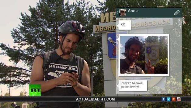 2014-09-12 - La lista de Erick: La bici y el señor del anillo