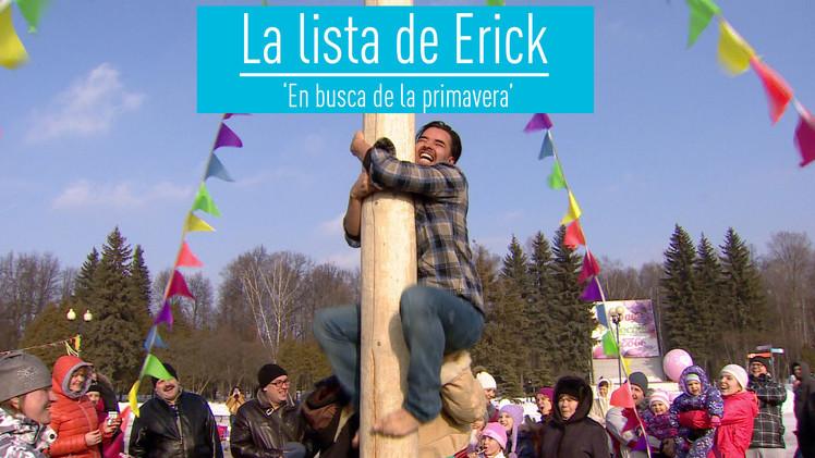 2015-03-20 - La lista de Erick: 'En busca de la primavera'