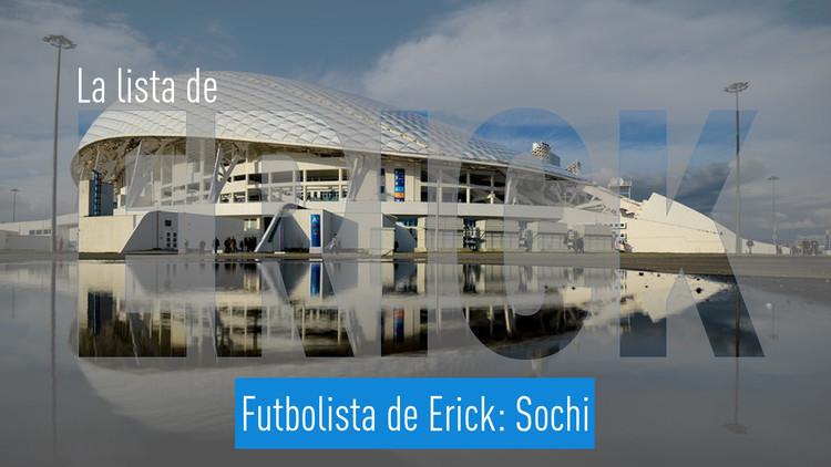 2017-04-21 - Futbolista de Erick: Sochi