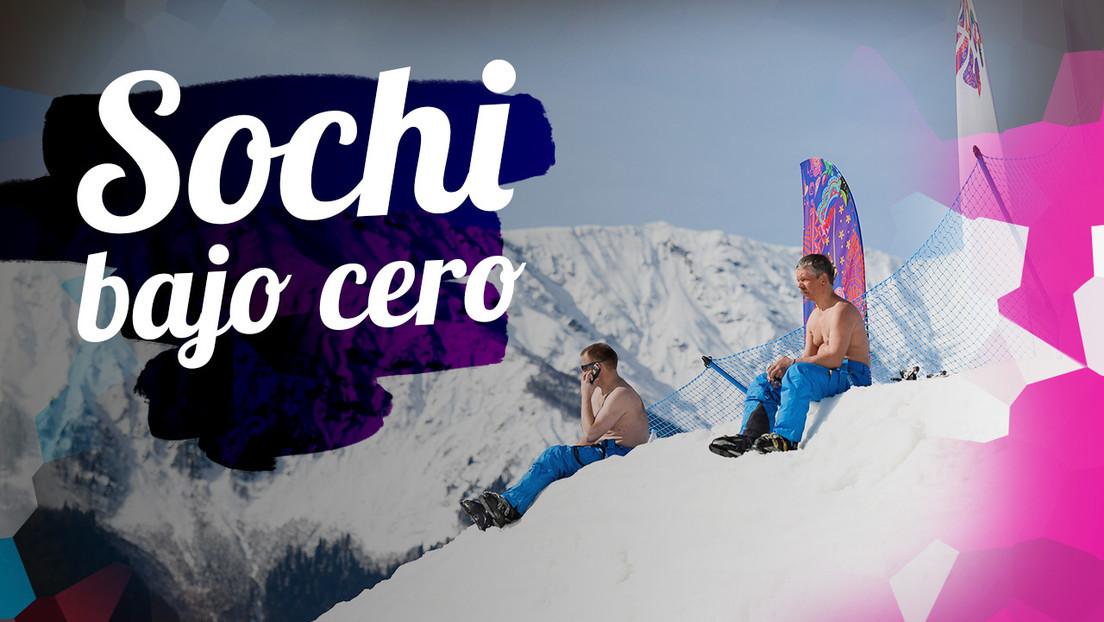 2018-02-23 - Sochi bajo cero