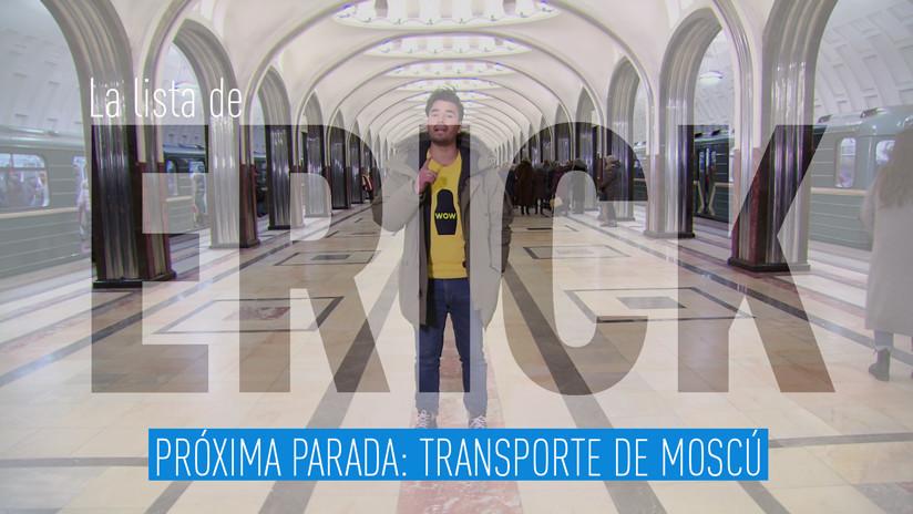 2018-03-16 - Próxima parada: transporte de Moscú