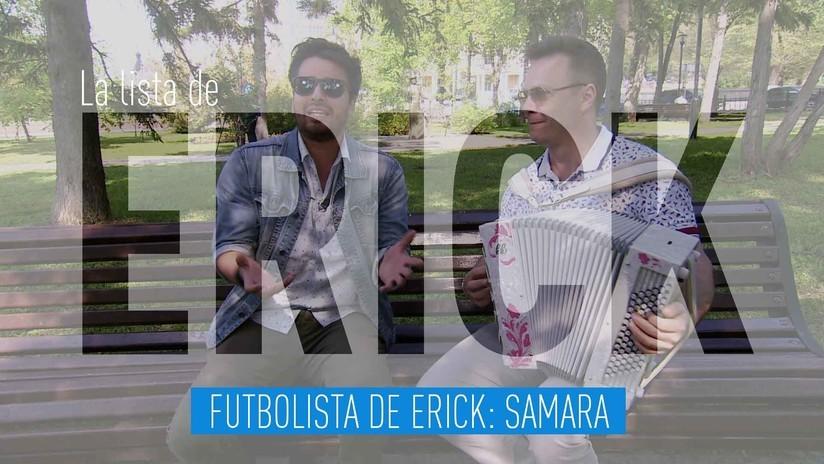 2018-06-01 - Futbolista de Erick: Samara