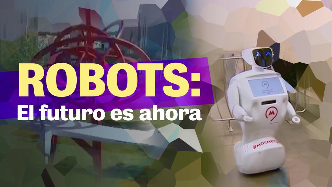 2018-11-09 - Robots: El futuro es ahora