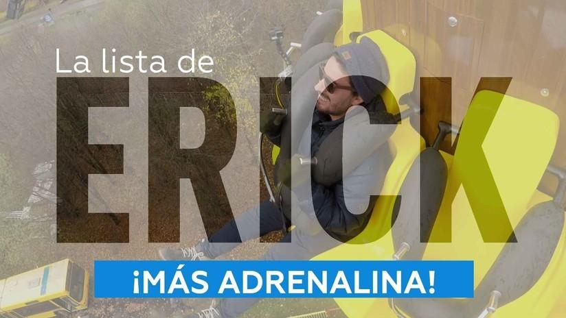 2018-12-14 - ¡Más adrenalina!