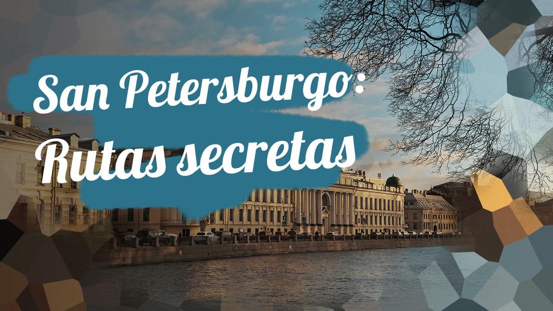 2019-09-06 - San Petersburgo: Rutas secretas