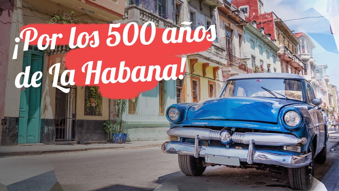 2019-11-15 - ¡Por los 500 años de La Habana!