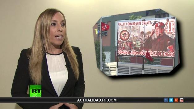 2013-03-15 - RT reporta (E8): Chávez. El nombre que no muere