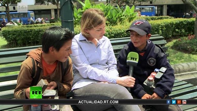 2013-05-24 - RT reporta (E12): Niñez robada