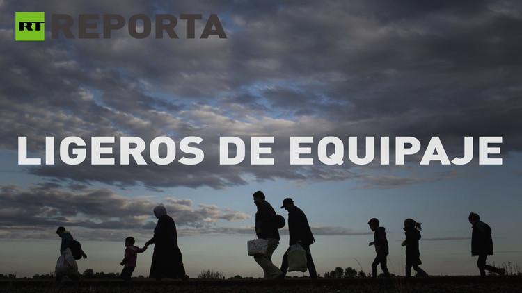 2015-09-04 - RT Reporta (E30): Ligeros de equipaje