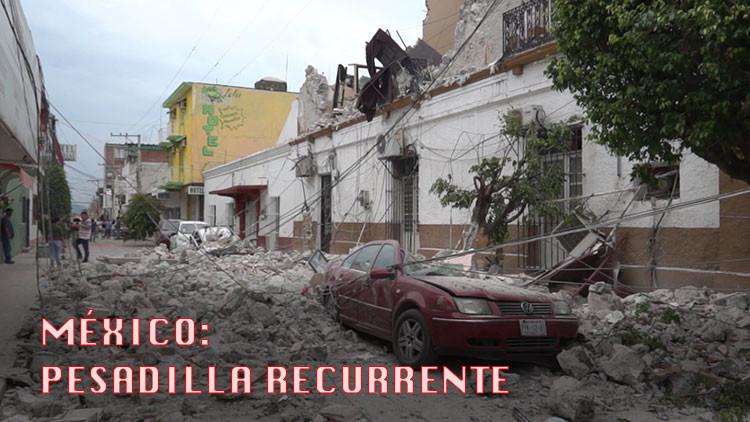 2017-09-29 - México: pesadilla recurrente