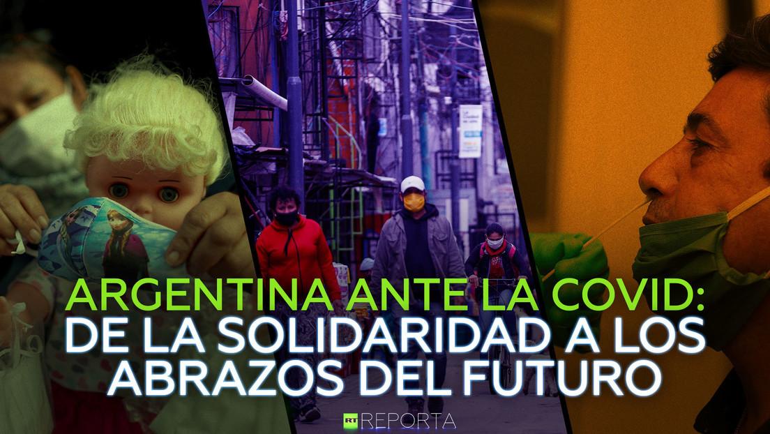 2020-07-03 - Argentina ante el coronavirus: de la solidaridad a los abrazos del futuro