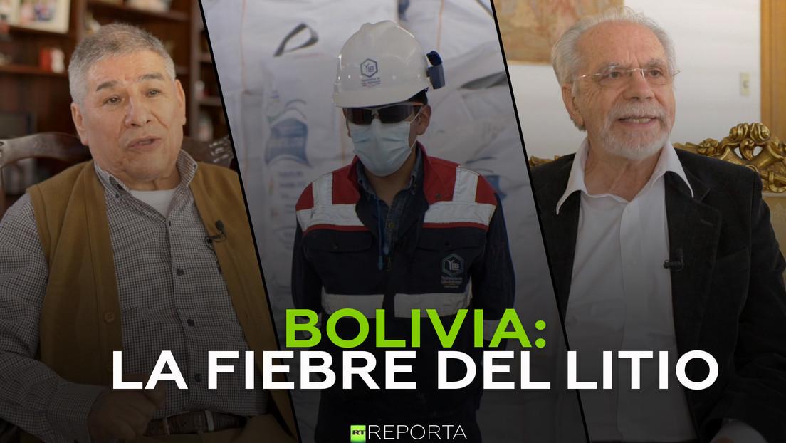 2021-02-12 - Bolivia: la fiebre del litio