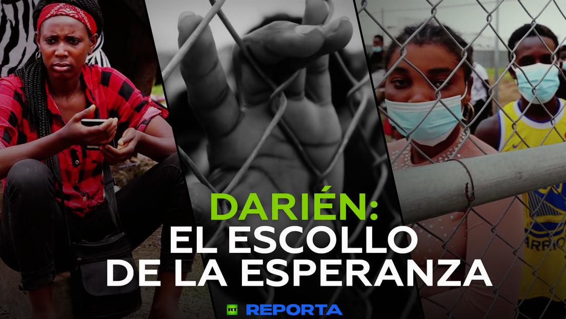 2021-05-28 - Las dificultades para atravesar el Tapón de Darién, una de las rutas migratorias más peligrosas del mundo