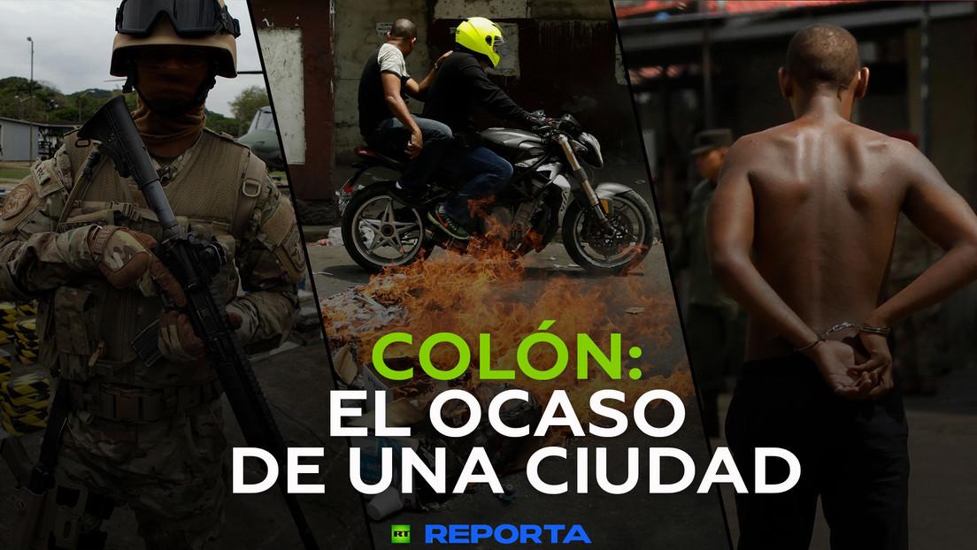 2021-06-25 - Colón: El ocaso de una ciudad