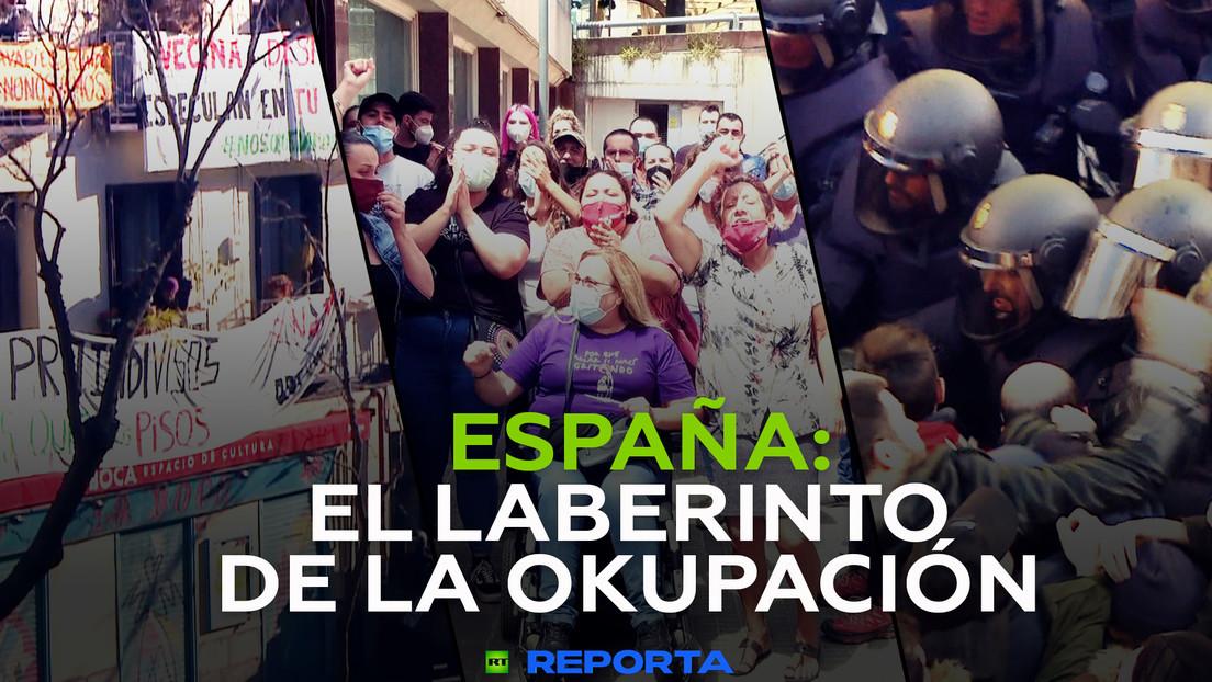2021-09-10 - ¿Quién okupa y por qué motivos? ¿De quiénes son los inmuebles? ¿Quién sale ganando?: El laberinto de la okupación en España