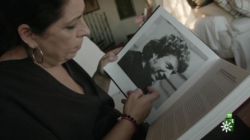 Aurora Carbonell en memoria de Enrique Morente (31/10/2019)
