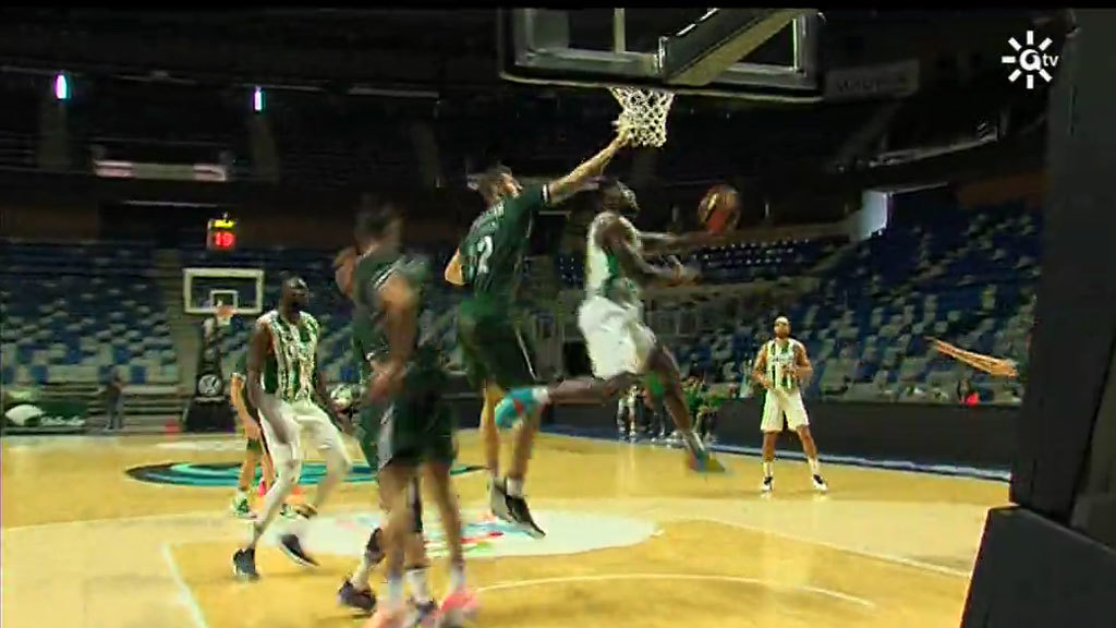 XXIII Copa de Andalucía de Baloncesto (13/09/2020)
