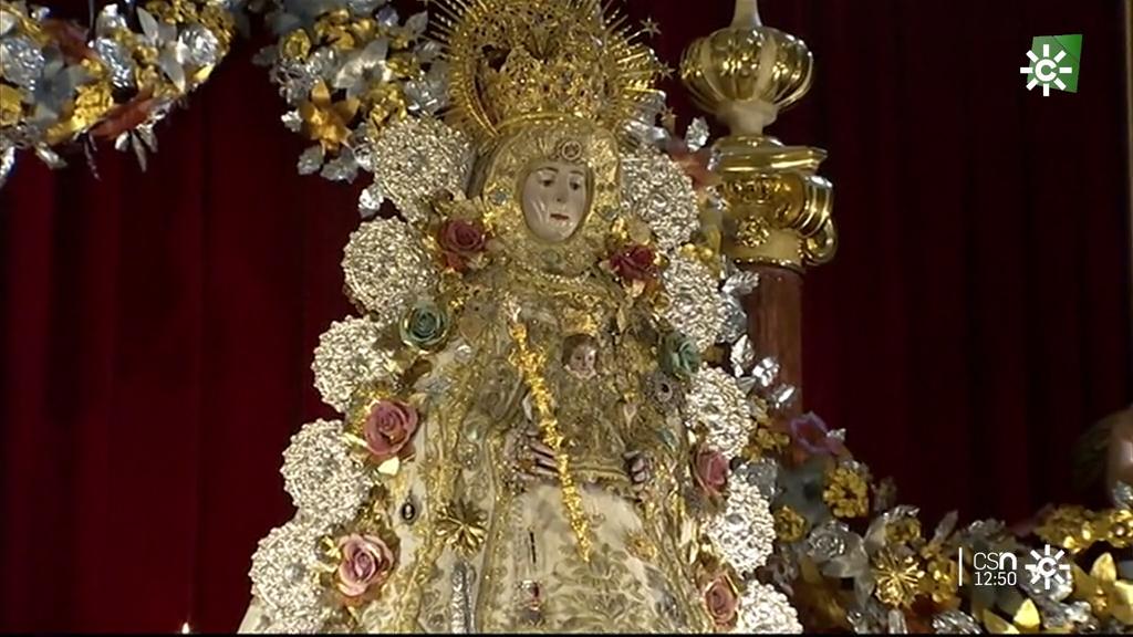 Misa Virgen del Rocío desde Almonte (31/05/2020)
