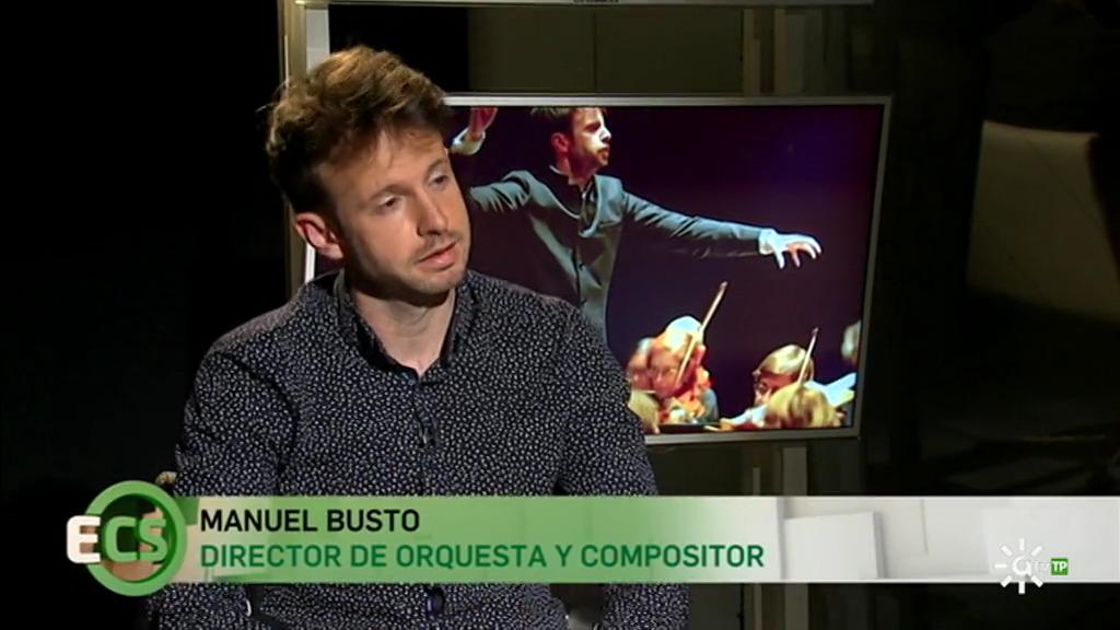 Manuel Busto  (Director de orquesta y compositor) (23/05/2021)