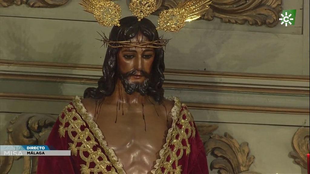 Solemnidad Cristo Rey la Sentencia (Málaga) (22/11/2020)