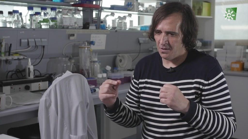 José Luis García Pérez. Genes en movimiento (19/08/2020)