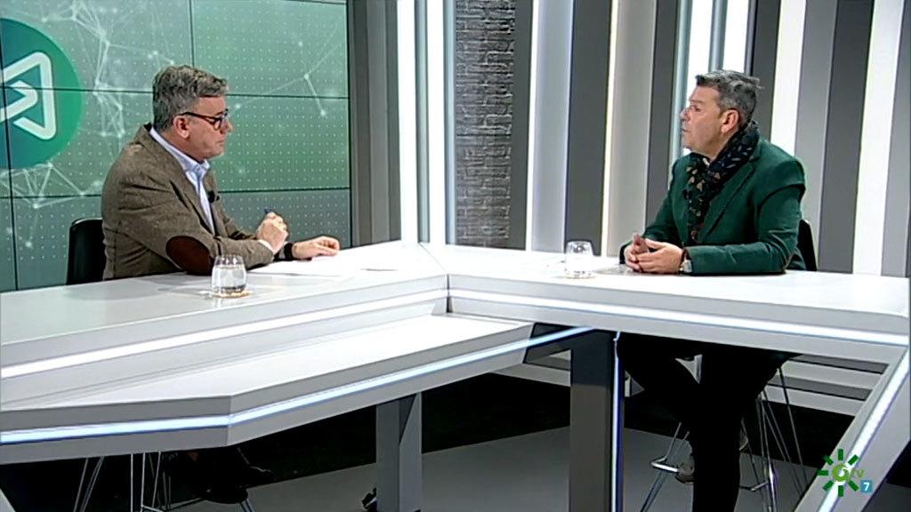 Antonio Manuel Rodríguez, doctor en Derecho Universidad de Córdoba (14/03/2020)