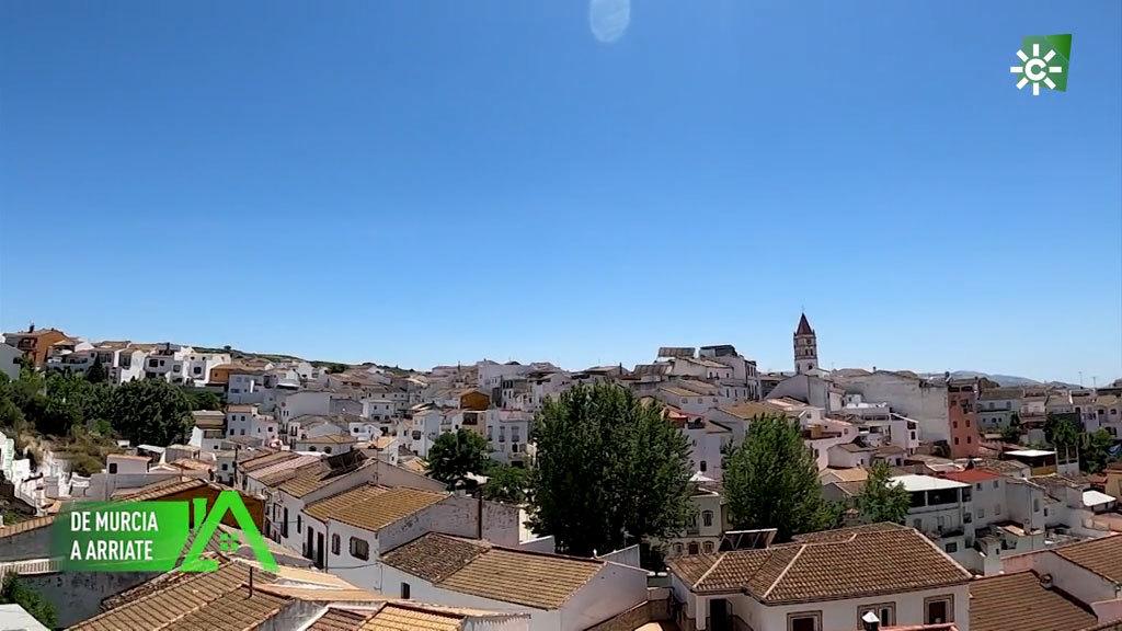 Arriate (Málaga), Aroche (Huelva), Villafranca (Córdoba) (14/06/2020)